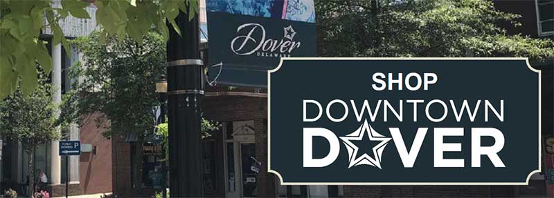 Shop Downtown Dover Delaware Brochure
