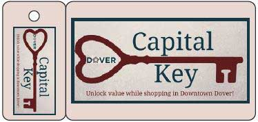Capital Key Downtown Dover